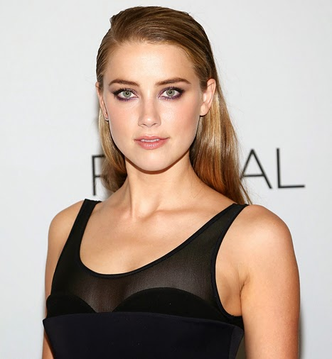 Amber Heard Latest Victim of Nude Photo Leak