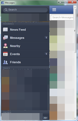 facebook messenger chrome