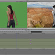Adding Effects to a Chroma Key Foreground in Avid