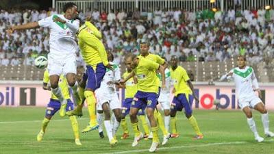 مشاهدة مباراة اهلي جدة والنصر بث مباشر اليوم الثلاثاء 12-2-2019 فى بطولة الدوري السعودي