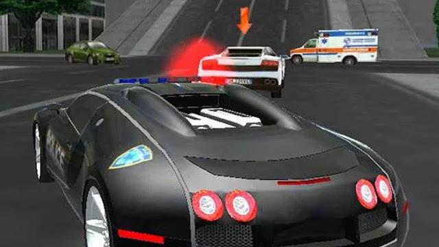 تحميل لعبة سباق سيارات الشرطة للكمبيوتر والاندرويد برابط مباشر