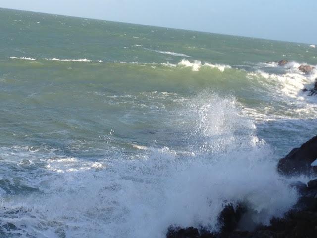 Marinha alerta para ressaca entre Ilha de Santana (MA) e Touros (RN)