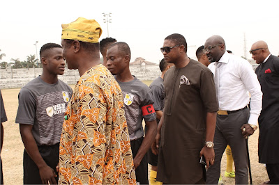 Akwa Ibom Community shield commences