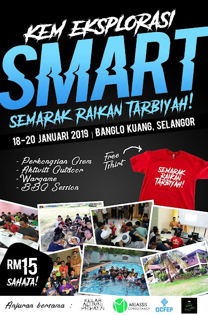 Semarak Raikan Tarbiyah SMART2019 (Muassis Consultancy)