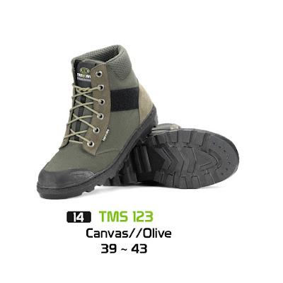 Sepatu Gunung Trekking TMS 123