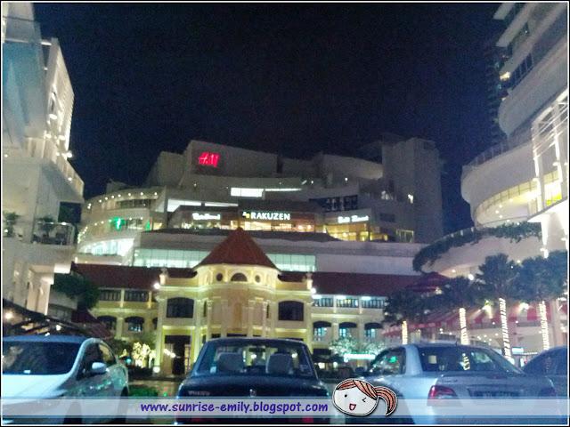 Gurney Drive Penang Food Court