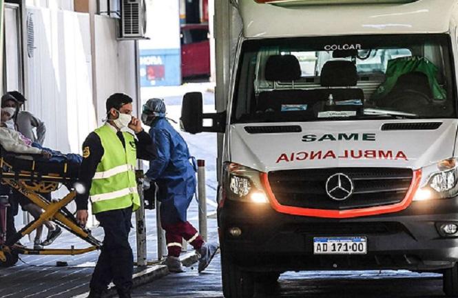Coronavirus en la Argentina: Hoy se registraron16.350 nuevos casos y 270 muertes