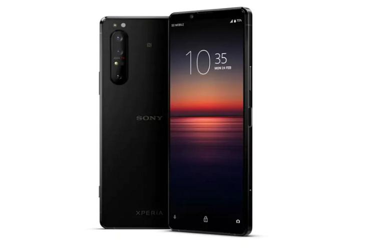 Sony 5G Xperia 1II Smartphone