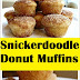 Snickerdoodle Donut Muffins
