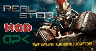 Download Real Steel HD 1.40.5  Mod Apk + Data For Android