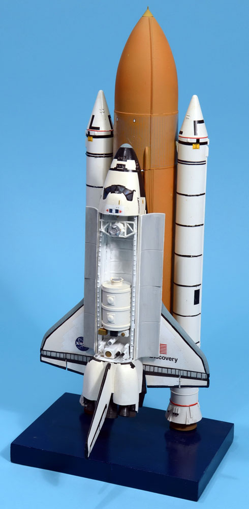space shuttles were built where - photo #38
