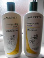 Dr. bronner hair products review.  Aubrey shampoo conditioner review