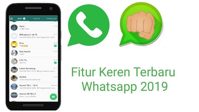 Cara Buka WhatsApp dengan Menggoyangkan HP Android tanpa Root