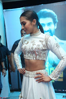 Catherine Tresa in Beautiful emroidery Crop Top Choli and Ghagra at Santosham awards 2017 curtain raiser press meet 02.08.2017 048.JPG