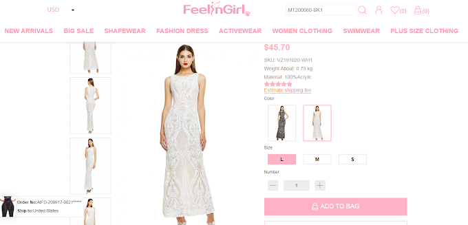 Let's Get New Outfit With Feelingirldress