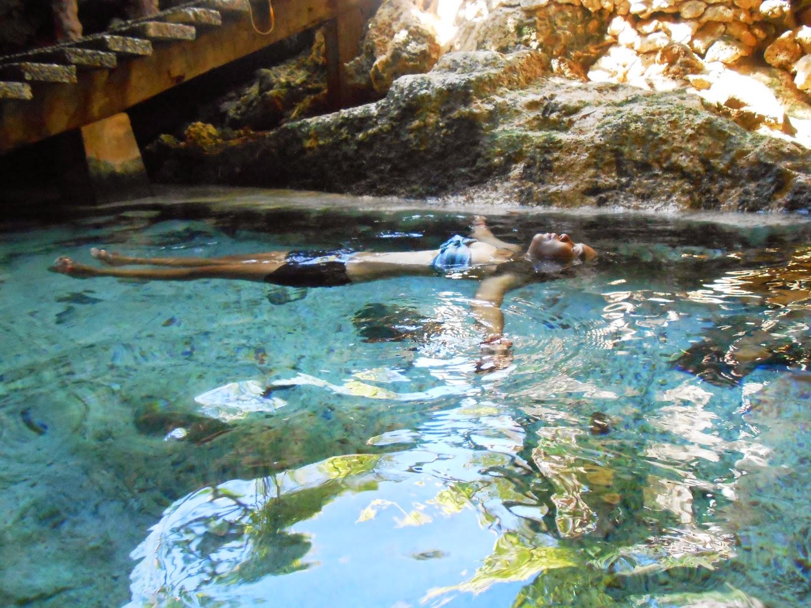 Ogtong Cave Resort in Bantayan Island
