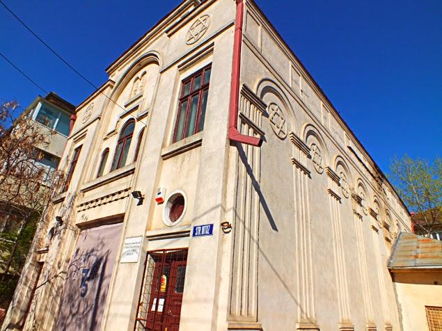 sinagoga focsani