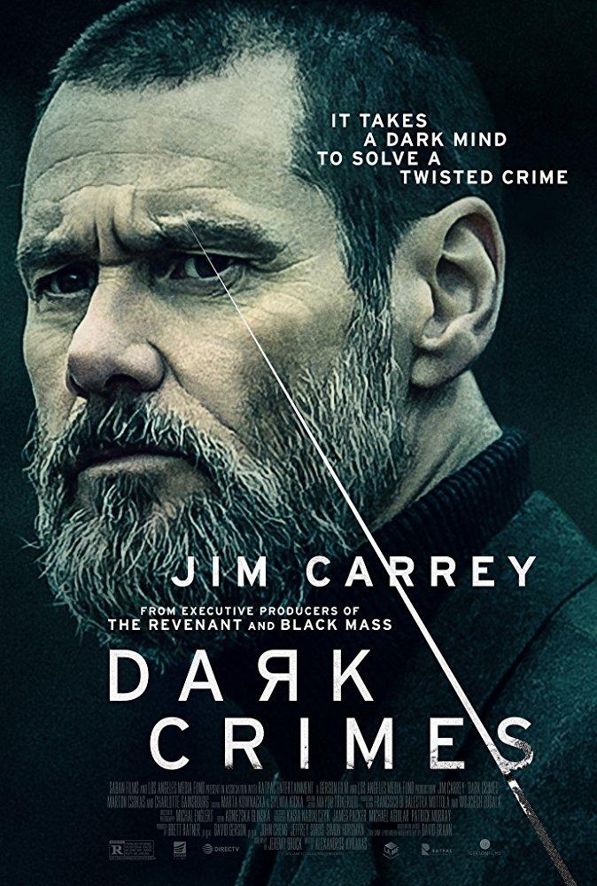 IMDB بالعربي عودة جيم كاري إلى الساحة الفنية مع فيلم الجريمة  Dark Crimes