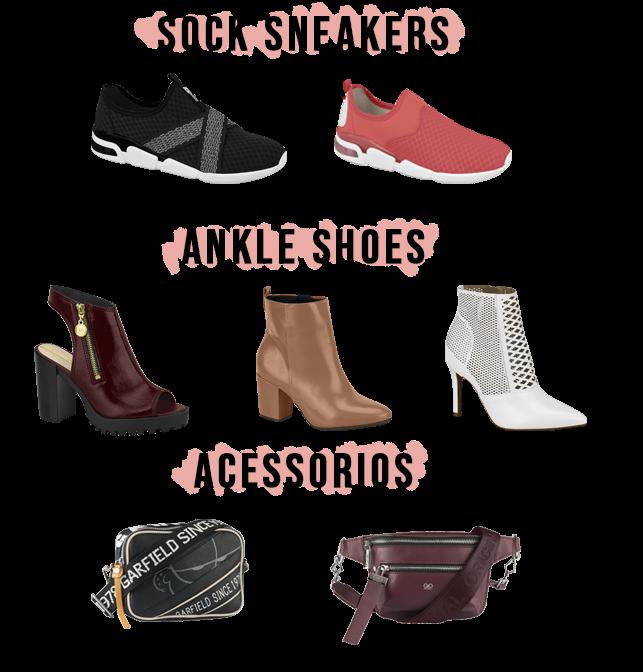 Tendências de Sapatos e Acessórios Feira Couromoda