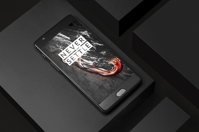 oneplus 3t matte black