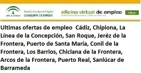Cádiz, Lanzadera de Empleo Virtual