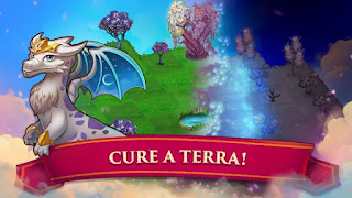 Faça o download agora e descubra aonde Merge Dragons! levará você!