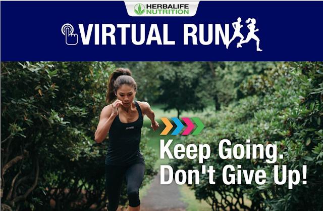 Herbalife Nutrition Virtual Run
