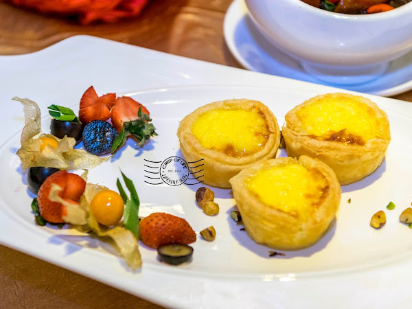 Ixora Hotel's Canton Buffet Weekday Lunch