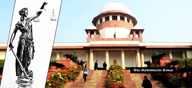 India's judiciary is dominated by upper castes, They promotes favouritism and nepotism