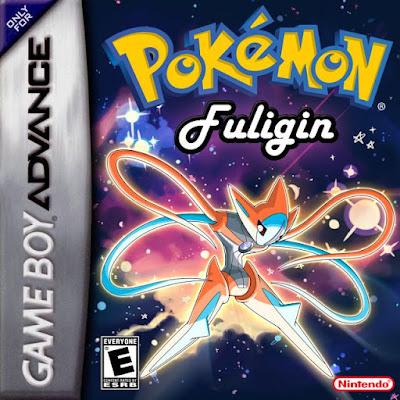 Pokemon Fuligin GBA ROM Download