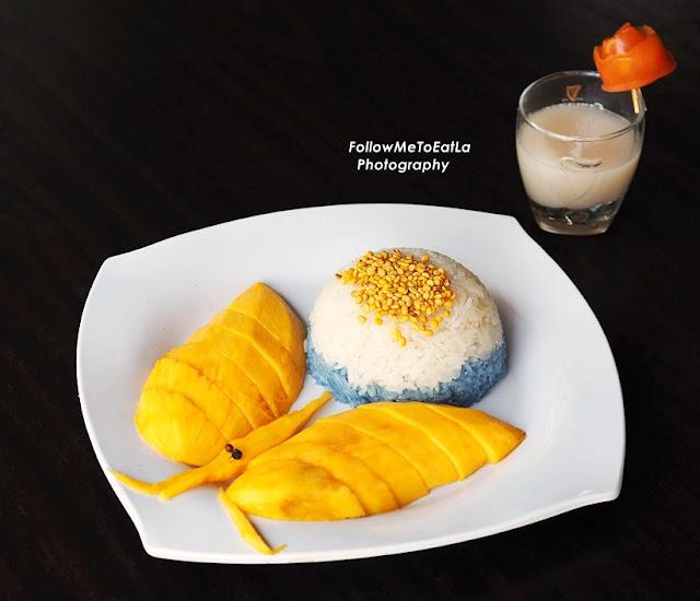 Mango Sticky Rice RM 8