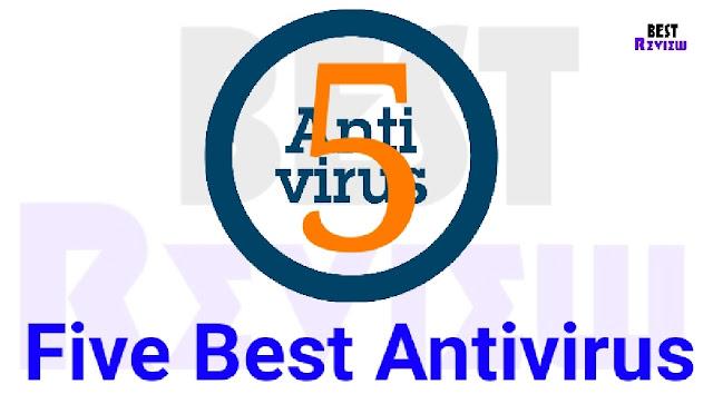 Five best free antivirus downloads