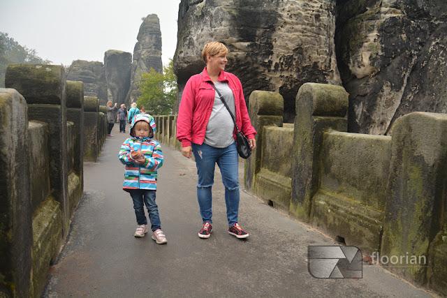 Bastei - atrakcje dla dzieci w Szwajcarii Saksońskiej