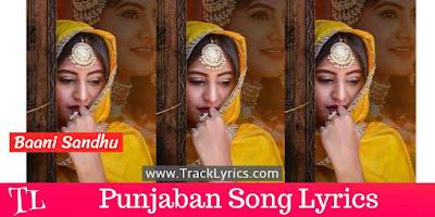 punjaban-baani-sandhu-song