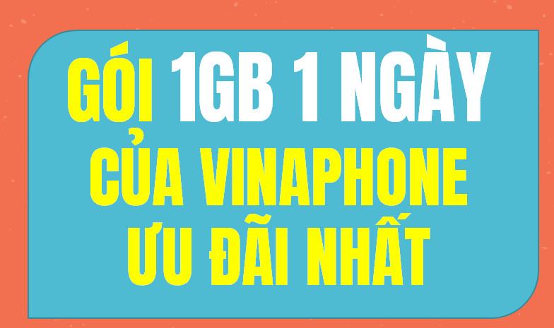 Gói 1GB 1 ngày của Vinaphone