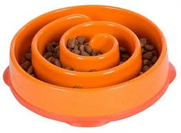 Kyjen-slow-food-bowl-orange-maze