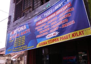 Travel Pekalongan Jakarta