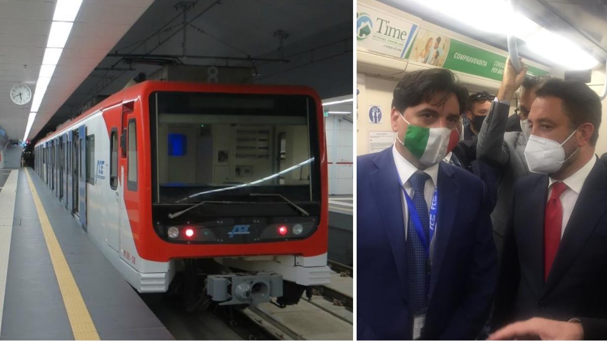 Metropolitana Catania Recovery Plan