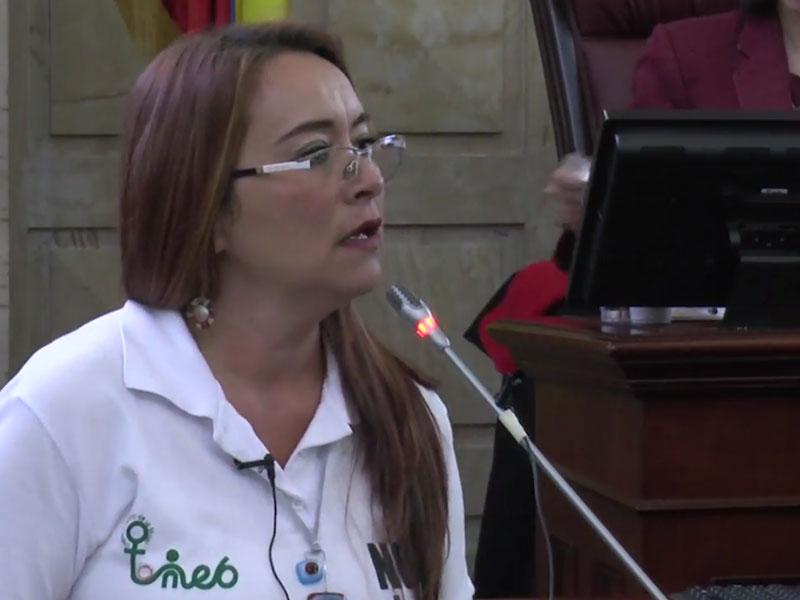 La UNEB empodera el liderazgo sindical y social femenino por una Colombia en paz