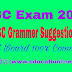 HSC English 2nd Paper Grammer Suggestion 2020