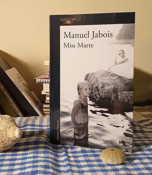 La nueva novela de Manuel Jabois