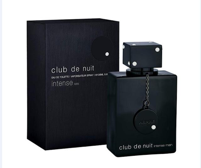 Nama parfum pria terlaris Club Denuit Intense Man