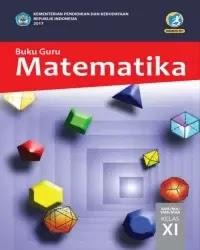Buku Matematika Guru Kelas 11 k13 2017