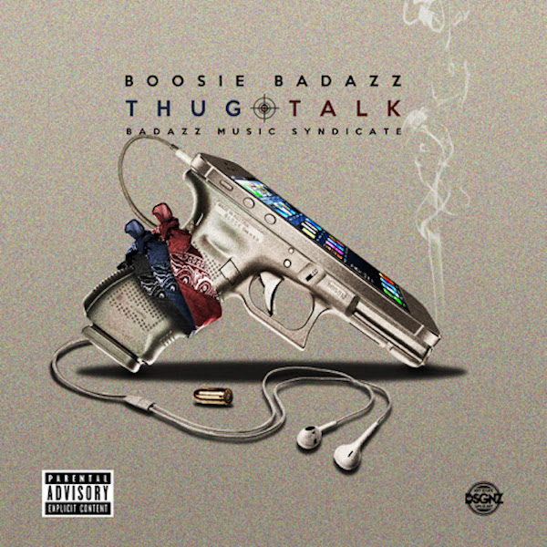 Boosie Badazz - Thug Talk Cover