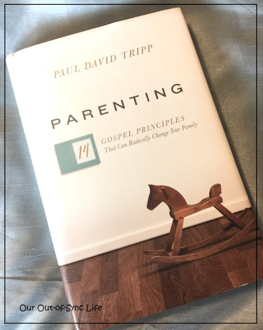 What Gospel Parenting Looks Like {Giveaway}