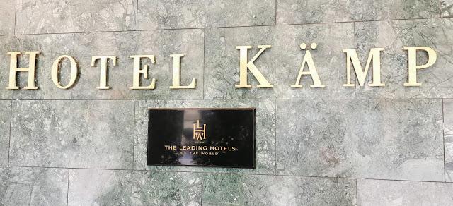 Hotel Kämp Staycation Afternoon Tea-paketti