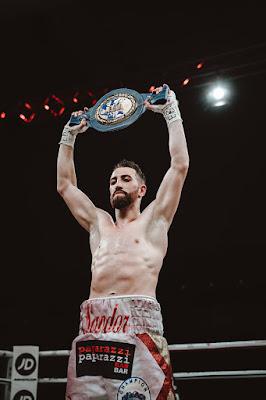 Sandor Martín campeón europa boxeo