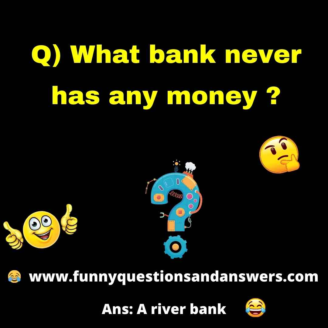 Funny Riddles With Answers To Ask Kids