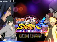 Naruto Shippuden Ultimate Ninja Storm 4 v1.2 Apk Terbaru