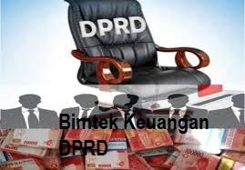 Bimtek Keuangan DPRD